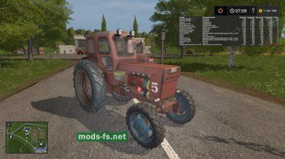 ЛТЗ Т-40 АМ mod