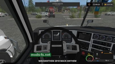 MackAnthem2018 для FS 2017