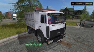 maz-5511 mod