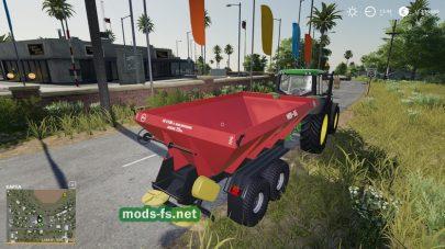 MVU-8 mod FS 19