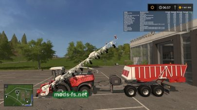 Мод пак «Pack1 Massey Ferguson By Bob51160»