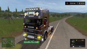 SCANIA R730 FS 17