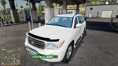 ToyotaLandCruiser mod FS 2019