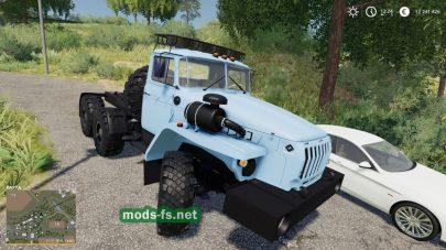 ural-4320t