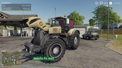 MTZ-3522 для FS 19