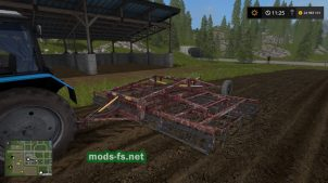 АКШ 6.3 для Farming Simulator 2017