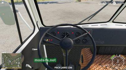 Мод грузовика MAZ-500
