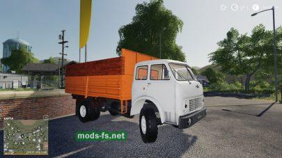 Мод на MAZ-500