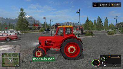 МТЗ 50 для Farming Simulator 2017