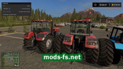 belarus-3522 mod FS 17