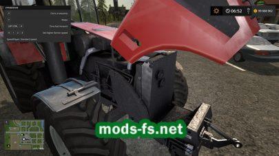 Мод трактора belarus-3522