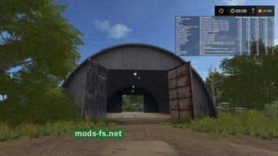 Rassvet в игре FS 17