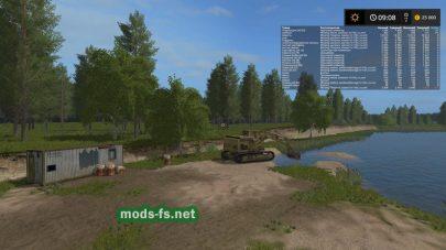 Rassvet в Farming Simulator 2017