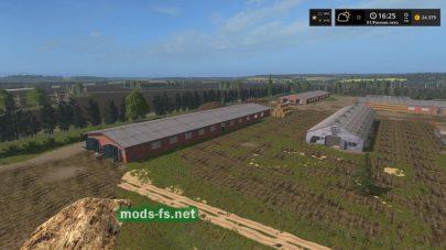 ОАО Пролетарский для Farming Simulator 2017