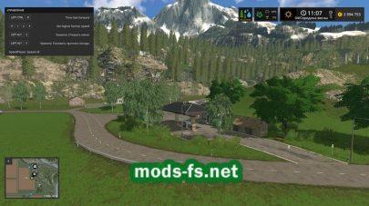 Скриншот мода Felsbrunn