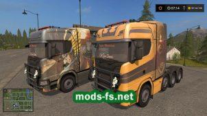 ScaniaS730Heavy mod