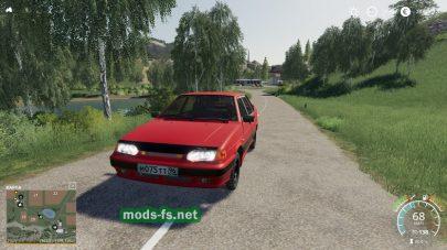 ВАЗ-2115 (Lada Samara)