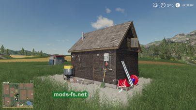 Мод на WoodenBuilding