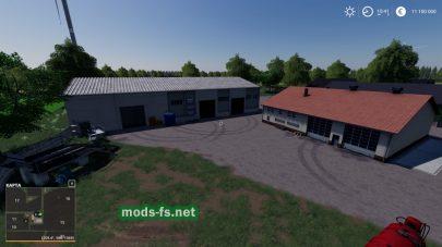 Скриншот игровой локации «Pellworm2k19»