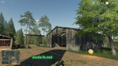 «RusticAcresRus» v3.1 для Farming Simulator 2019
