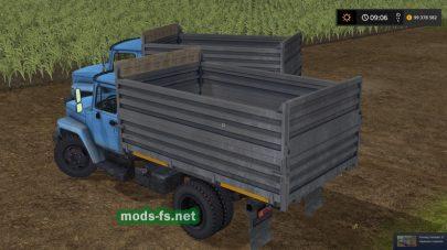 ГАЗ-3307 для FS 17