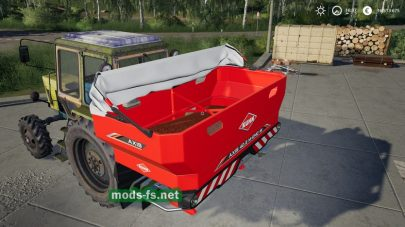 KUHN Axis Seeder для Farming Simulator 2019