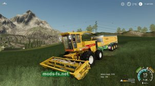 New Holland S2200 mod