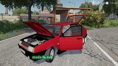 vaz-2109 mod