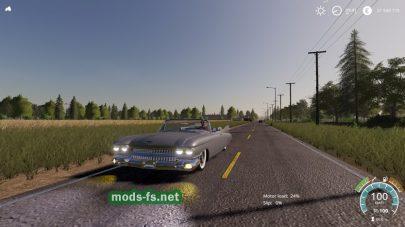 CadillacEldorado1959 для Farming Simulator 2019