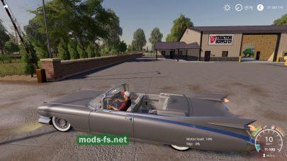 CadillacEldorado1959 для FS 2019