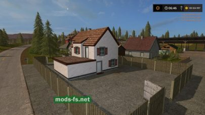 privat houses mod
