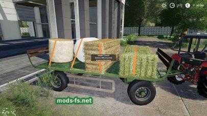 EigenbauBallenwagen mod FS 19