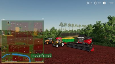 «FazendaCatarina» v1.0 для Farming Simulator 2019
