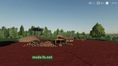 Скриншот мода «FazendaCatarina»