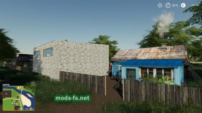 «СвапаАгроRemastered» для Farming Simulator 2019