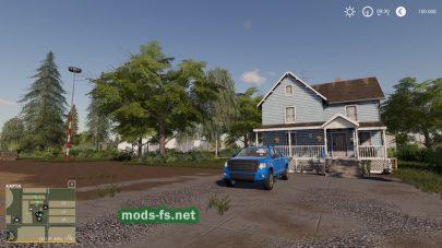 «USALegendMap» для Farming Simulator 2019