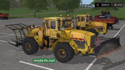 Скриншот мода «K-702 MVA UDM»