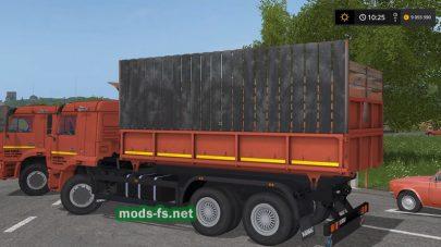 kamaz-65115 mod