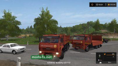 kamaz-65115 FS 2017