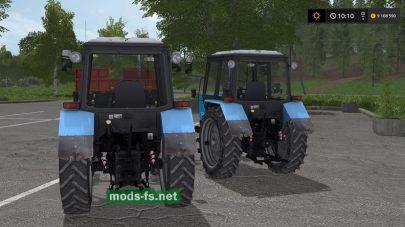 Мод на трактор МТЗ 82.1