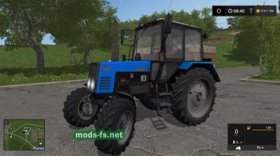 МТЗ-892 для Farming Simulator 2017