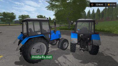 mtz-892 FS 17