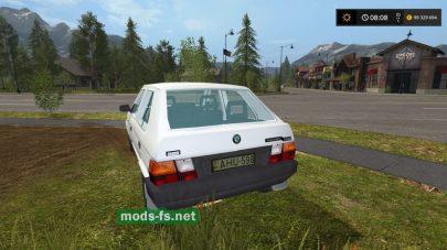 SkodaFavorit135L mod