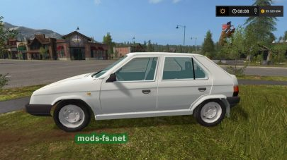 Мод на Skoda Favorit 135L