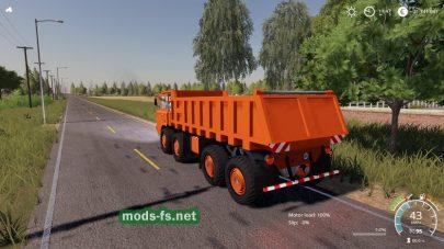 Tatra813 8X8 для FS 2019