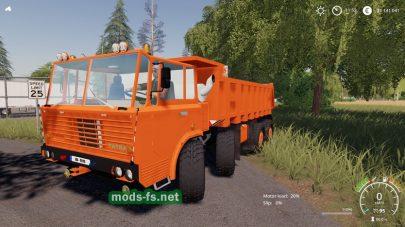 Tatra813 8X8 mod