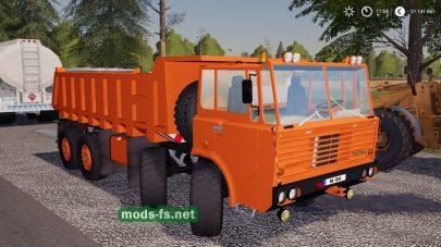 Tatra для FS 19