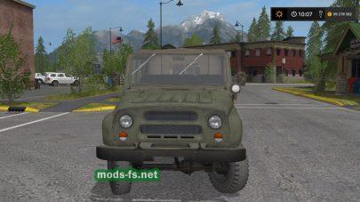 uaz 469 mod FS 17