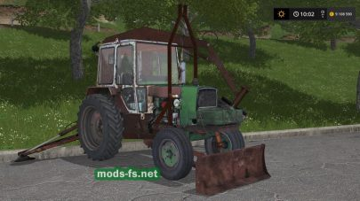 YUMZ-6 mod FS 17