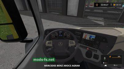 MercedesArocs mod